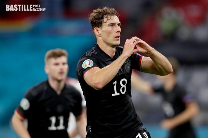【歐國盃】十六強出爐 德國晉級撼英格蘭 法葡攜手出線