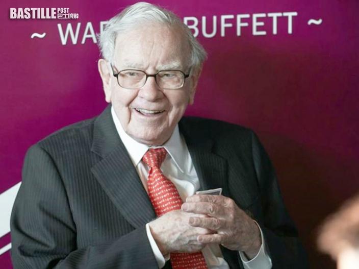 巴菲特辭去蓋茨基金會職務 至今已捐贈318億港元股票