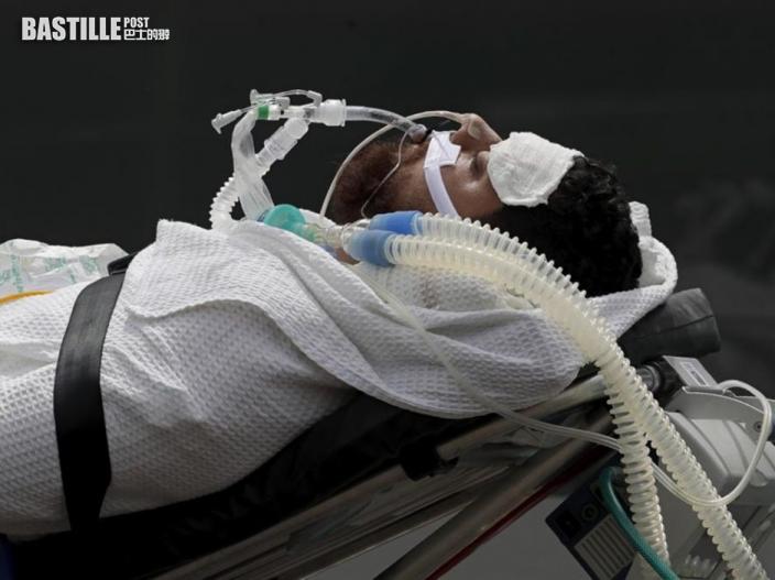 巴西增11.5萬確診創新高 再度成為日均死亡人數最多國家