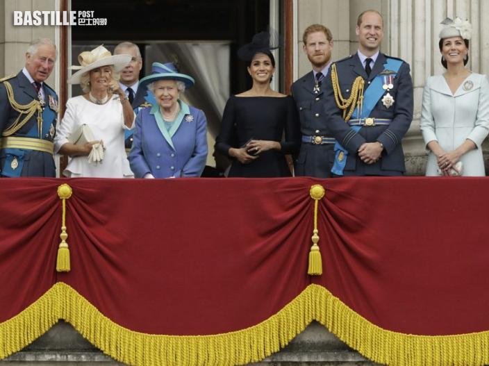 英國皇室僅聘用8.5%少數族裔 坦承多元化進展不足