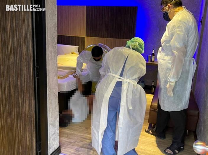 52歲泰男到旅館尋歡突猝死 禮儀師:有黑影坐床上