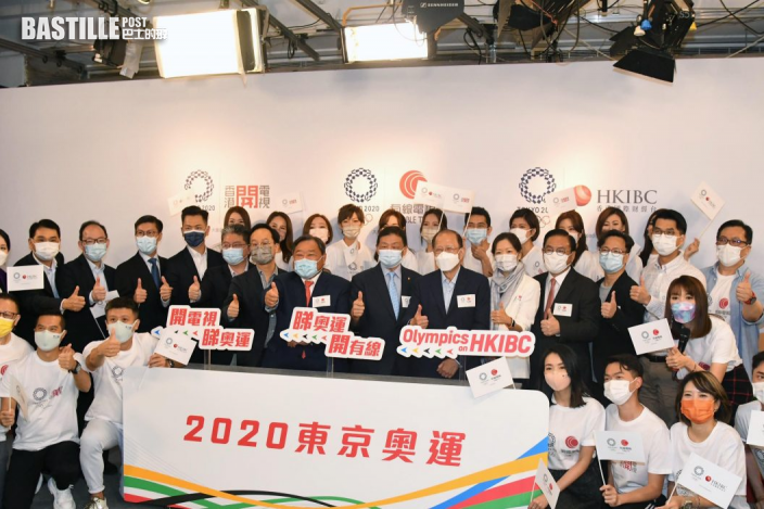 【拉開戰幔】東京奥運會主題曲埋身戰 MIRROR聲夢學員追擊張學友