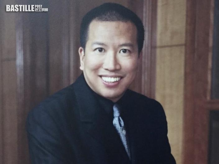 【獨家】11月中廈門打官司 陳振聰冀恢復名譽和尊嚴