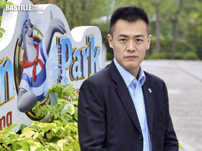 劉鳴煒再獲委任為海洋公園董事局主席 任期1年