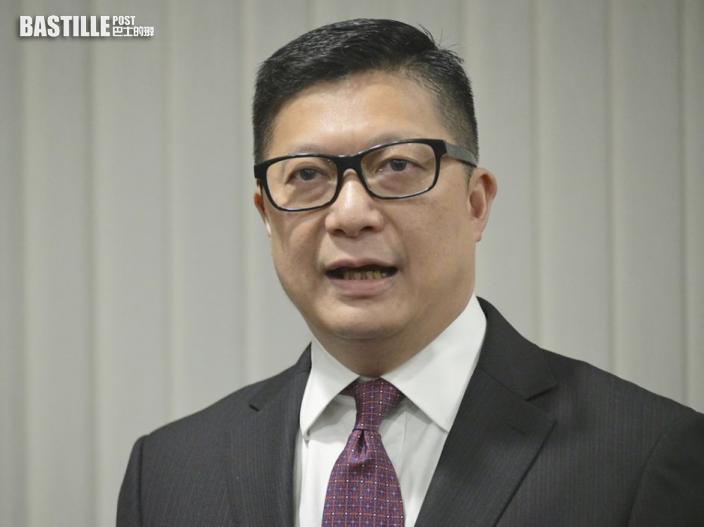 指守護香港是畢生志願 鄧炳強:續打擊本土恐怖主義及外國勢力