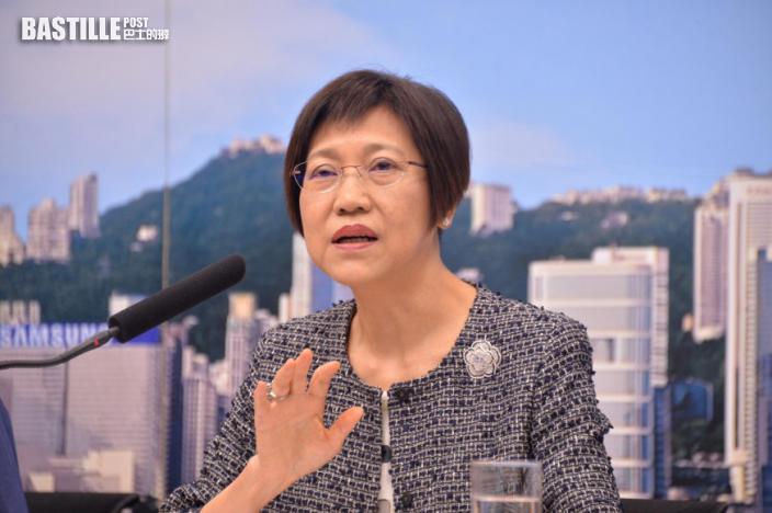 陳黃麗娟任語常會主席 7月1日起生效