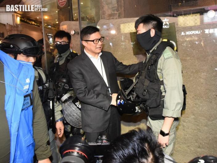 【新任保安局長】曾到上海浦東幹部學院受訓 鄧炳強擅刑事調查行動指揮