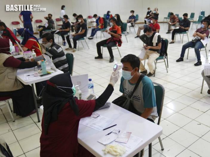 印尼新冠患者有「吐血」現象 年輕患者要入住ICU