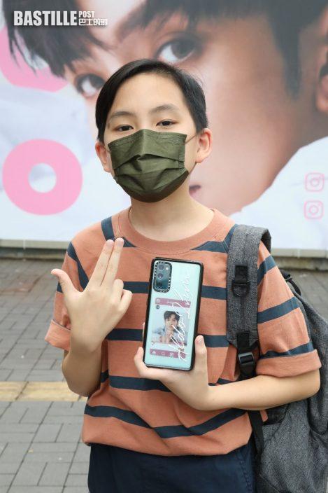 齊慶偶像26歲生日    Anson Lo獲「神徒」尖沙咀巨型廣告應援