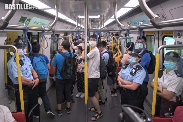 屯馬線全線通車 潘焯鴻:將引流乘客而非分流