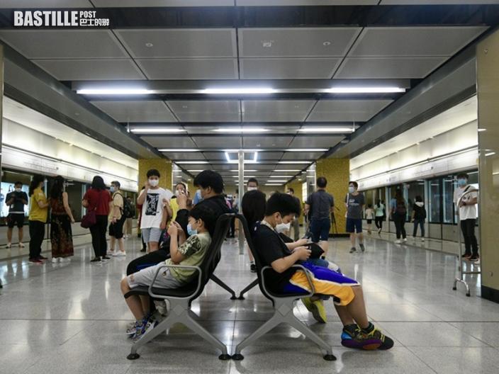 屯馬線首遇上班上學日考驗 2新站已逾4千人次入閘