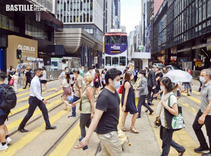 紫荊研究院調查:逾7成市民對一國兩制前景信心增加