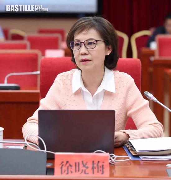 徐曉梅任中共昆明市委委員、常委