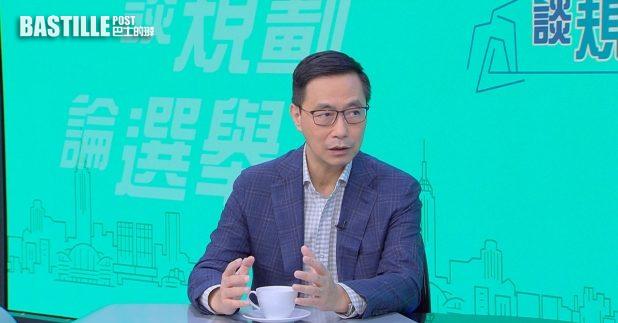 楊潤雄表示,不排除將來把國民教育獨立成科的可能性。