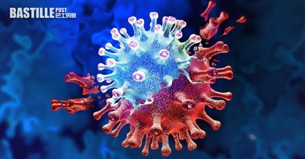 衞生防護中心公布,感染變種病毒少女的家中冷藏食物包裝,驗出新冠病毒。(Shutterstock)