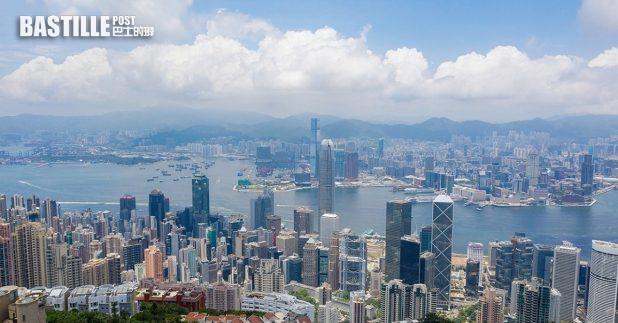 《2021年世界競爭力年報》,香港排名由去年的全球第五位,跌至第七位。(Shutterstock)