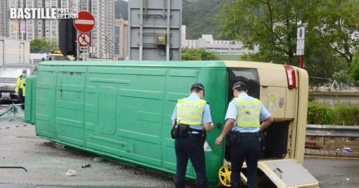 沙田區議員冀警方徹查大涌橋路車禍 促加裝超速相機
