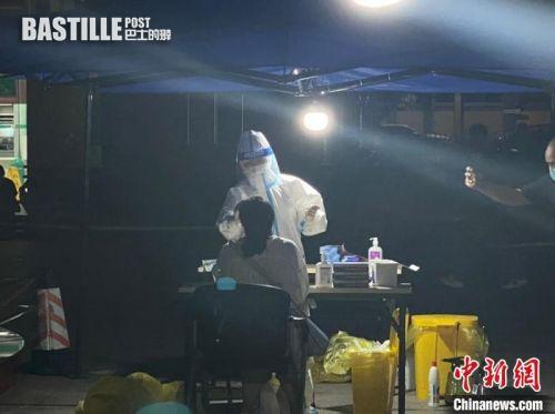 南京新增6個中風險區 江寧區預計逾192萬人次完成檢測