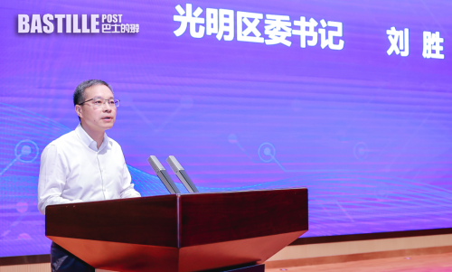 華為與光明區政府、深圳灣實驗室簽署兩項戰略協議