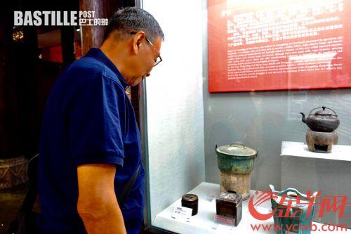 100年前的奶瓶、燒水灶見過嗎?