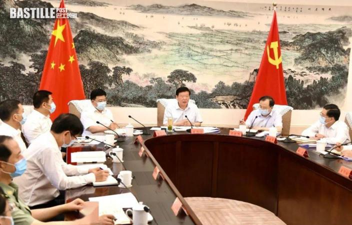 國家疾控局局長王賀勝到南京