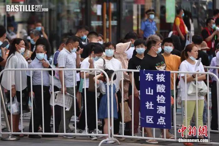從南京到張家界 疫情傳播鏈為何層層失守?