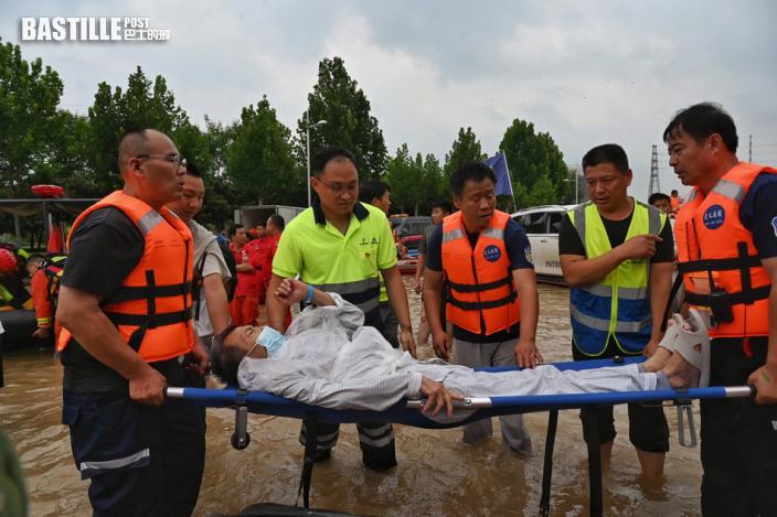 被困48小時!鄭州阜外醫院三千人生死大轉移