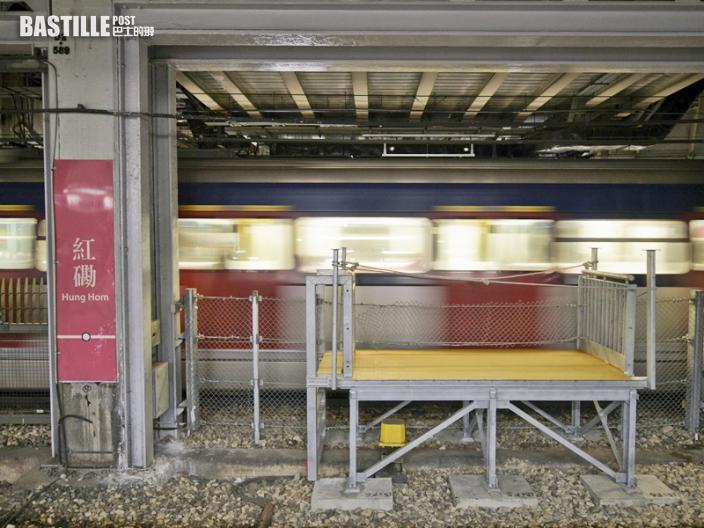 東鐵綫接駁工程完成 紅磡至上水站列車服務今日回復正常
