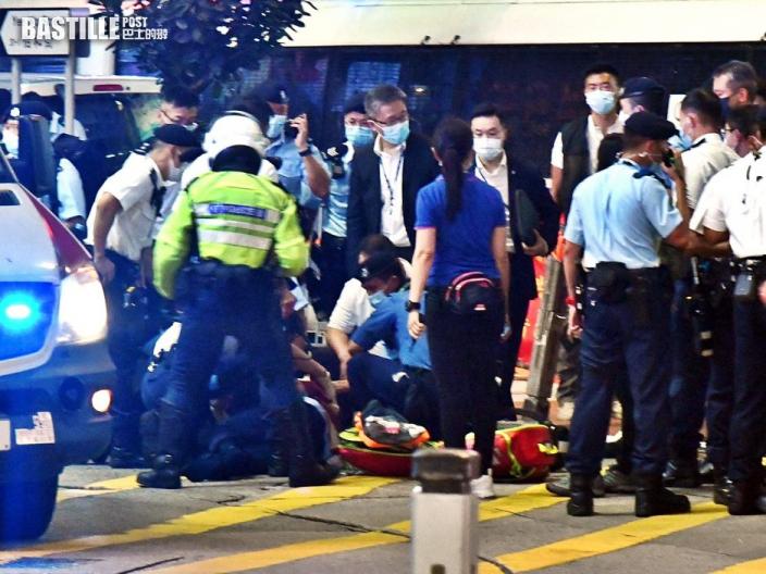 警察評議會職方協會強烈譴責港大評議會美化暴力襲擊