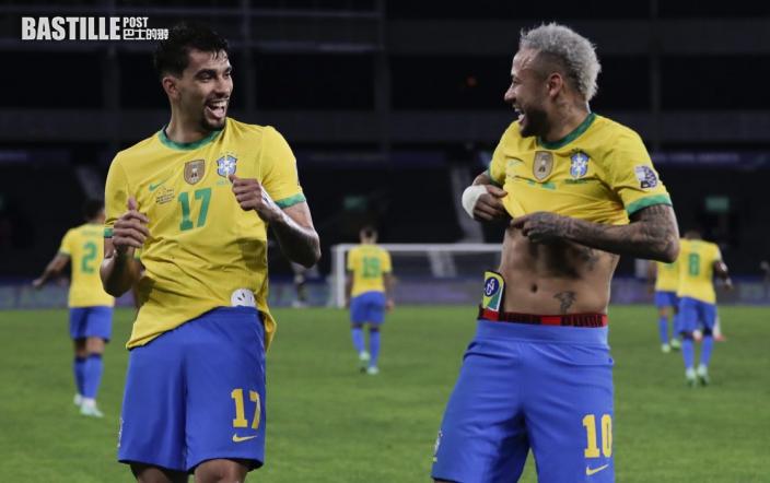 【美洲盃】周日早上八時大戰 巴西鬥阿根廷爭奪美洲盃