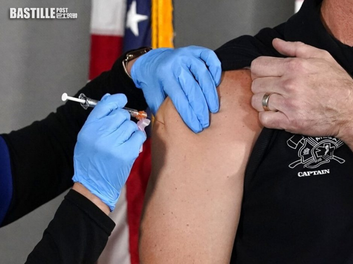 美CDC及FDA聯合聲明 已接種完新冠疫苗者暫毋需打加強針