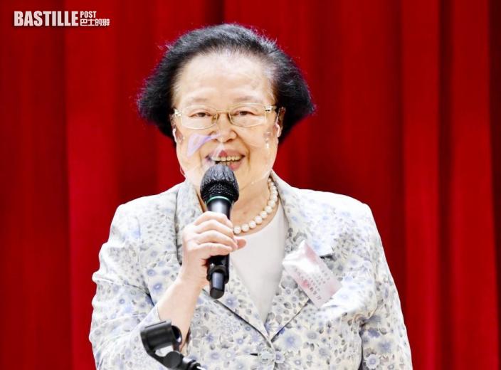 支聯會未修改「結束一黨專政」綱領 譚惠珠:是否違法視乎證據