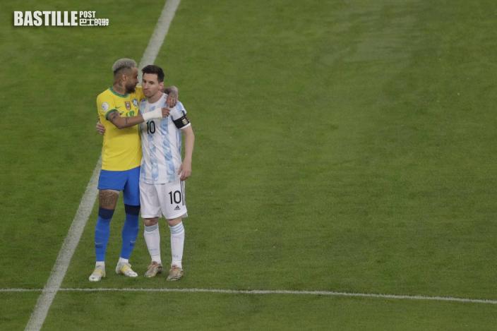 【美洲盃】阿根廷奪標除心魔 美斯感謝上帝恩賜