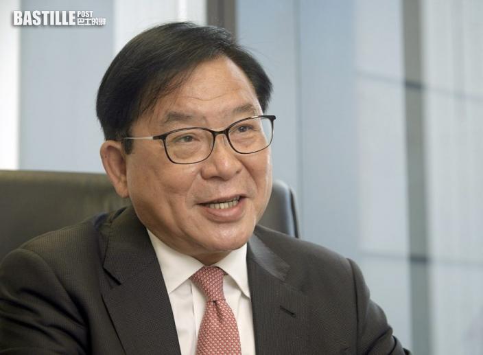 林健鋒指國安法強化投資者信心 500億美元資金流入