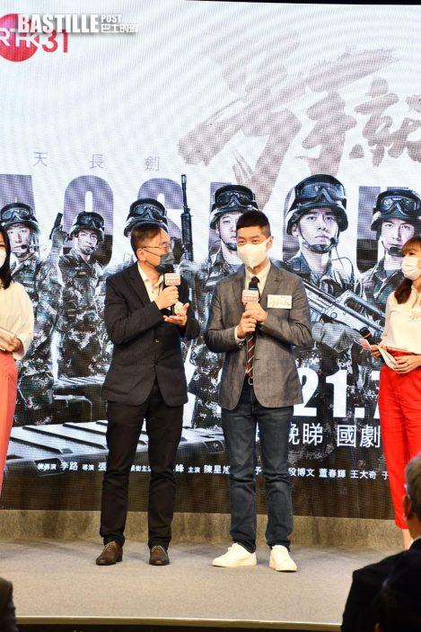 升任港台創作總監 馬浚偉唔覺有掣肘