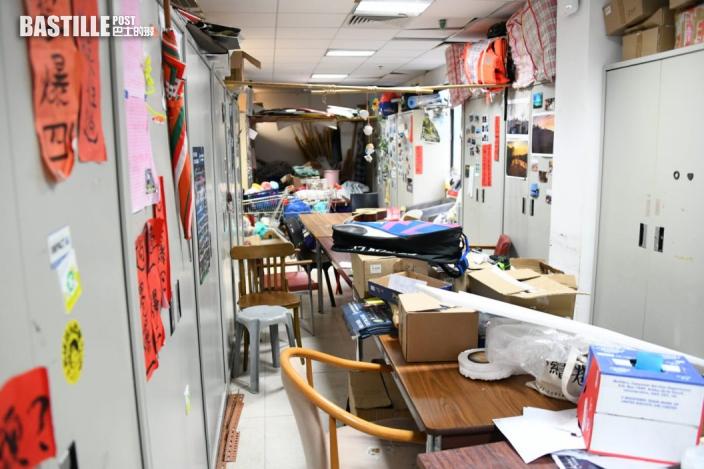【七一刺警】國安處完成港大蒐證離開檢走電腦等物品