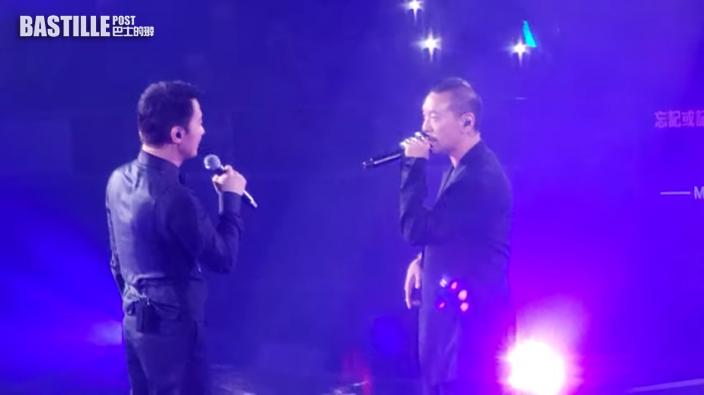Juno任黎明演唱會第七場嘉賓       網傳第八場嘉賓係姜濤