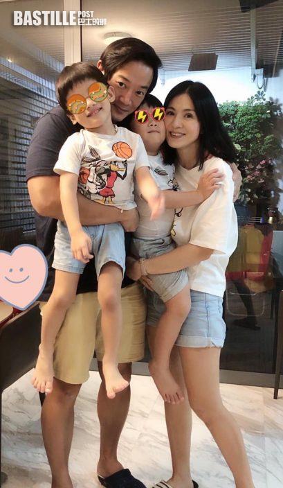 【姊妹情深】梁詠琪越洋送自家童裝  楊釆妮:真是乾兒子們的福氣