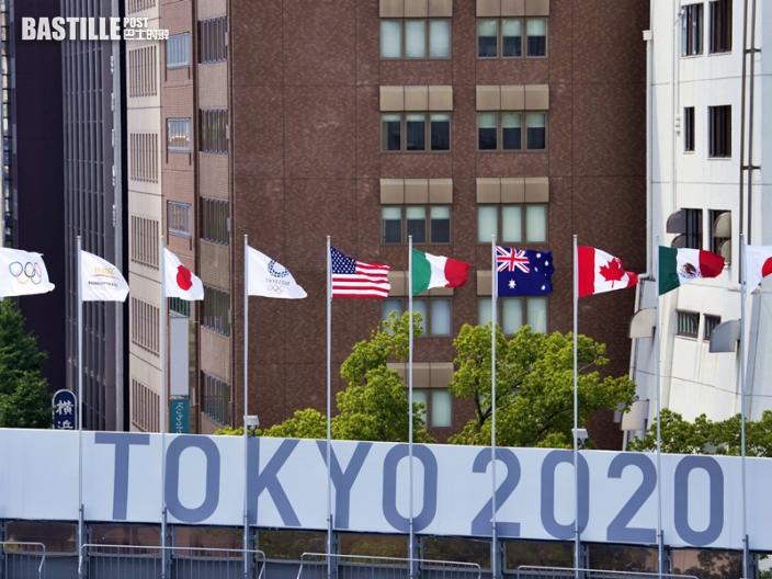 東京奧運村首次有外國運動員確診