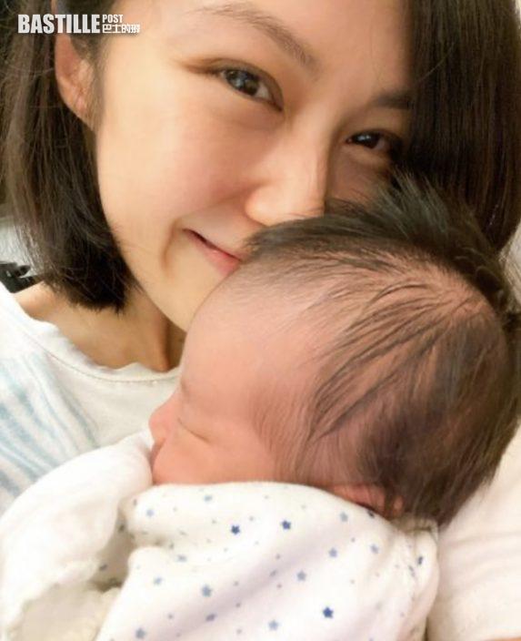 【B女滿月喇】紀錄十月懷胎過程 湯怡:一切也不容易
