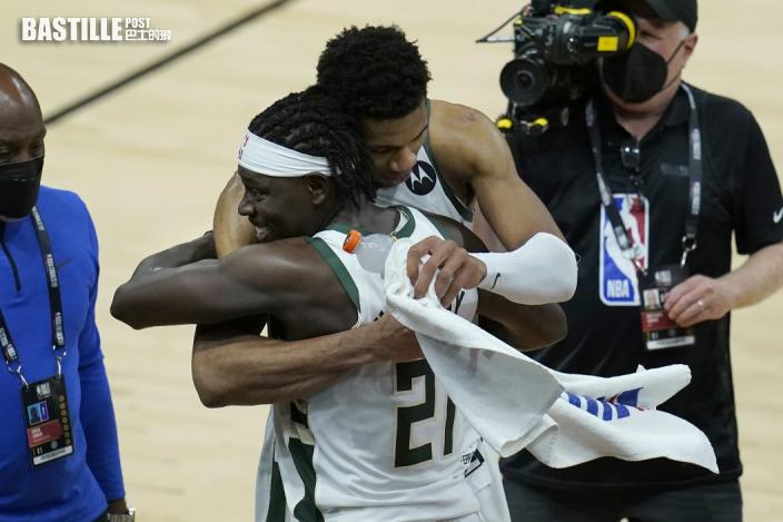 【NBA】祖賀里迪關鍵偷截 獲隊友對手大讚