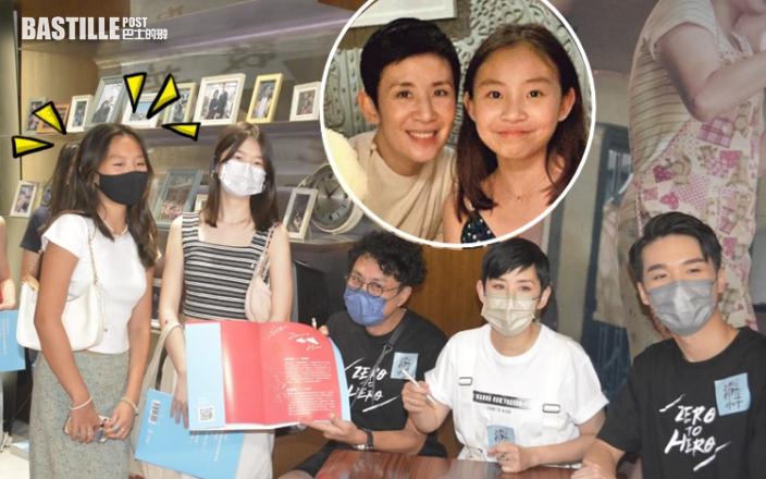 15歲女兒Jilian客串演出 吳君如最怕做囉唆媽咪:唔好重覆講三次