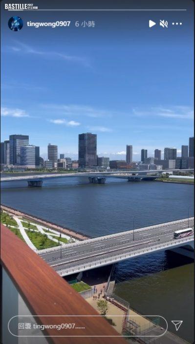 【東京奧運】港將讚選手村靚景防疫佳