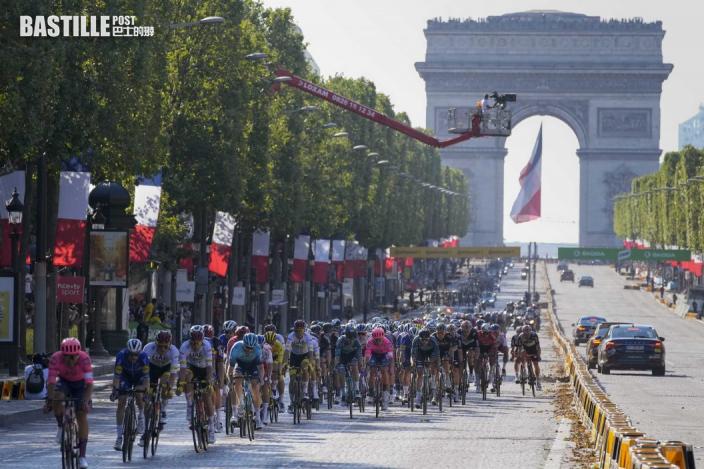 【單車】環法單車賽煞科 波加薩爾成功衛冕