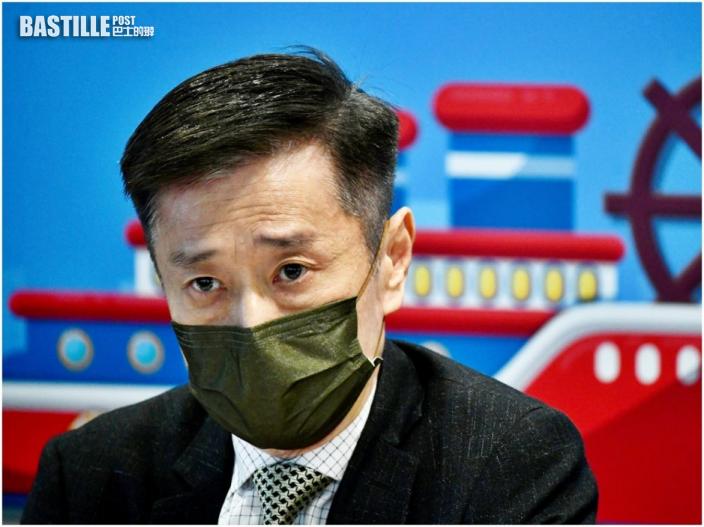 回應冰封行業轉行論 姚思榮指局長應小心發言