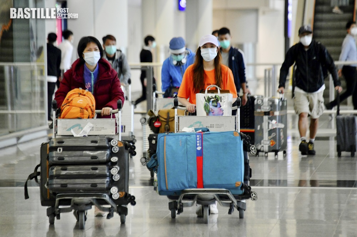 新修訂《入境條例》下月生效 可要求航空公司禁載個別乘客