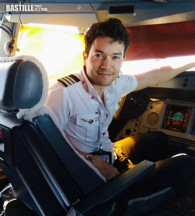 簡淑兒32歲生日 男友麥大力教揸飛機送驚喜