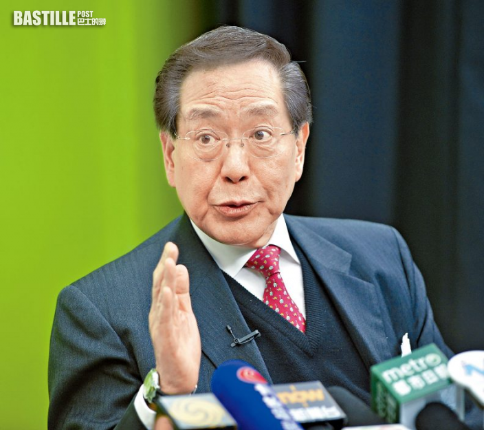 【專訪】李國章:港大評議會不能鞠躬認錯了事 審視學生角色定罰則