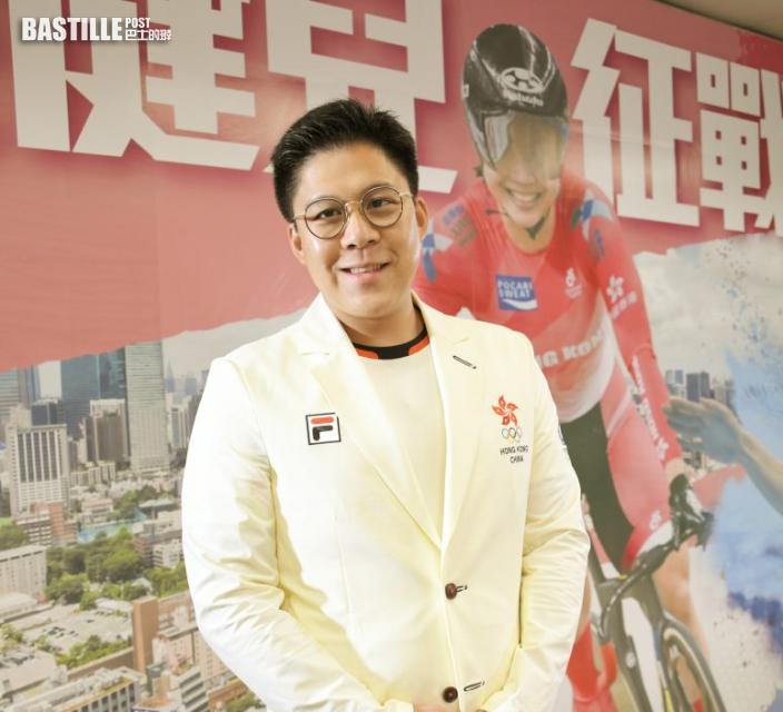 霍啟剛指派專家支援東奧運動員 望體育振奮社會