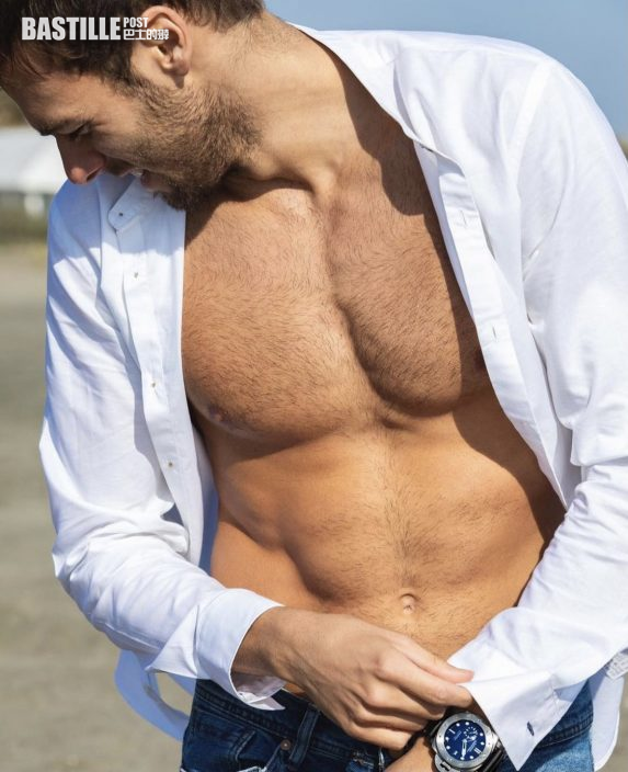 【東奧泳壇鮮肉】意大利Gregorio Paltrinieri 陽光笑容煞食  結實肌肉冧死粉絲
